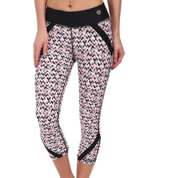 3e79f3c198055 Trina Turk Pants | Recreation Check Print Leggings | Poshmark